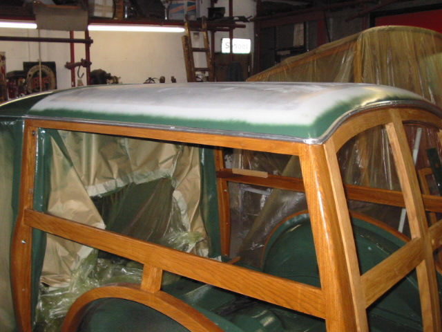 Morris Minor Workshop Repair And Or Renew All Woodwork On