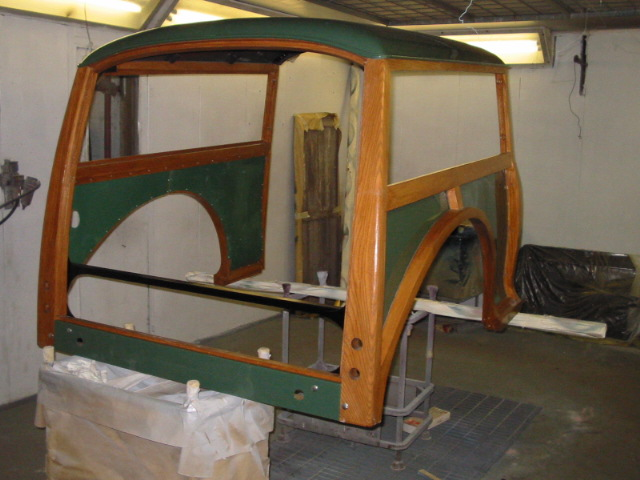 Morris Minor Workshop Repair And Or Renew All Woodwork On